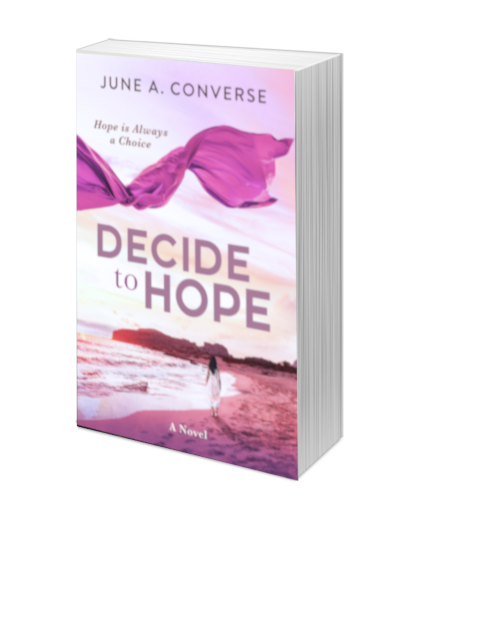 3D Decide to Hope Book