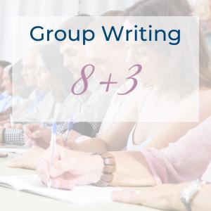 Group Writing 8+3